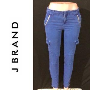 J BRAND Maverick Cargo Skinny Jeans